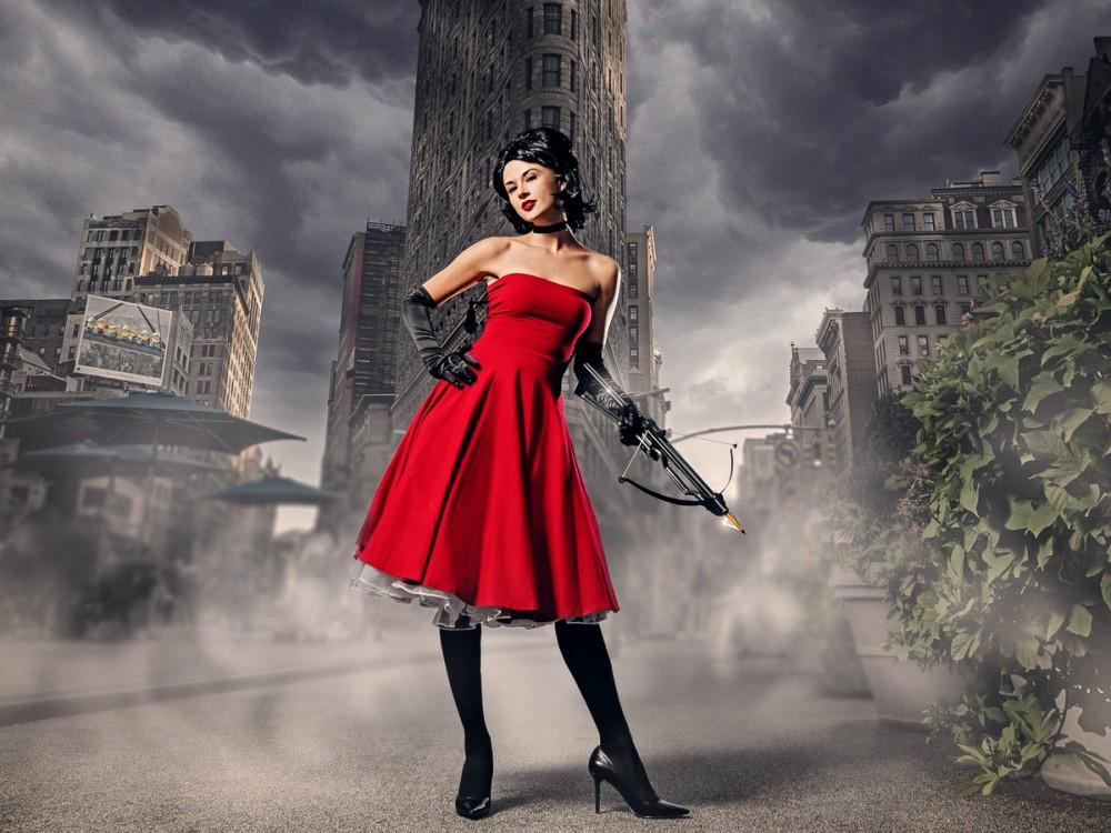 Scarlet Overkill in New York