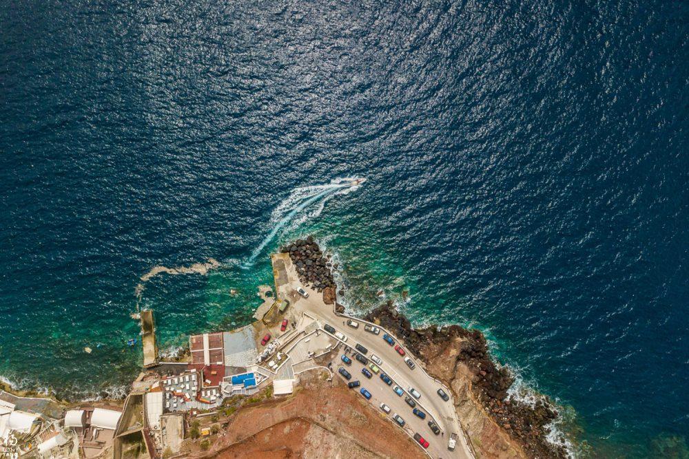 Greece South to Santorini